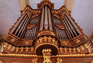 Veranstaltungen - Orgelkonzert